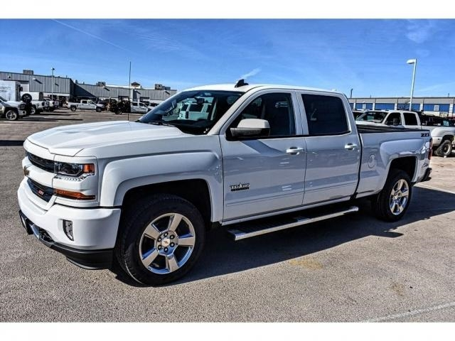2018 Silverado 1500 Crew Cab 4x4 Pickup #JG199213 - photo 6
