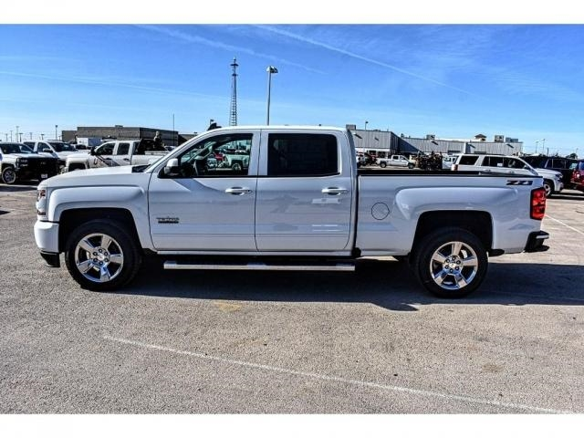 2018 Silverado 1500 Crew Cab 4x4 Pickup #JG199213 - photo 7