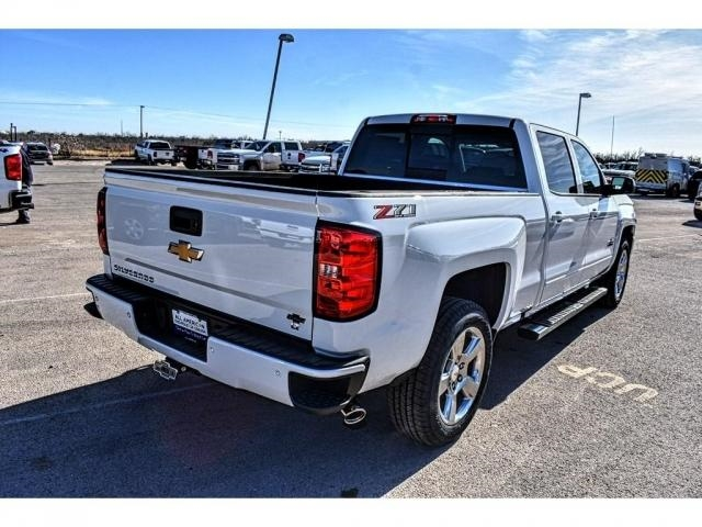2018 Silverado 1500 Crew Cab 4x4 Pickup #JG199213 - photo 11