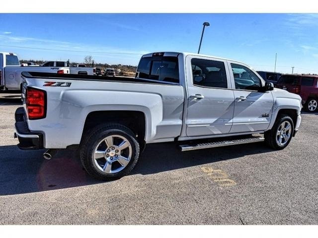 2018 Silverado 1500 Crew Cab 4x4 Pickup #JG199213 - photo 2