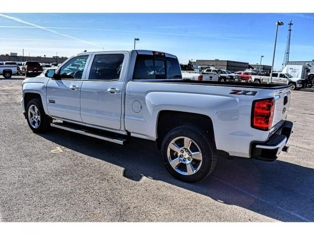2018 Silverado 1500 Crew Cab 4x4, Pickup #JG199213 - photo 9