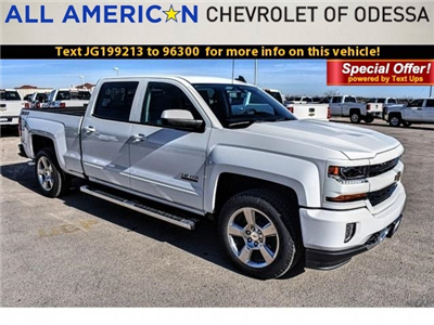 2018 Silverado 1500 Crew Cab 4x4 Pickup #JG199213 - photo 1