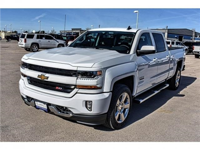2018 Silverado 1500 Crew Cab 4x4 Pickup #JG199213 - photo 5