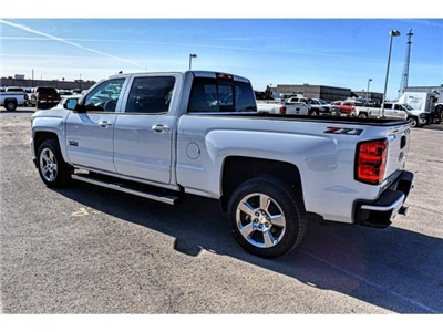 2018 Silverado 1500 Crew Cab 4x4 Pickup #JG199213 - photo 8