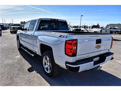 2018 Silverado 1500 Crew Cab 4x4 Pickup #JG199213 - photo 9