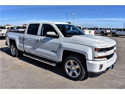 2018 Silverado 1500 Crew Cab 4x4 Pickup #JG199213 - photo 26