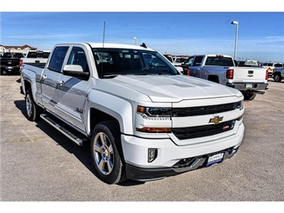 2018 Silverado 1500 Crew Cab 4x4, Pickup #JG199213 - photo 4