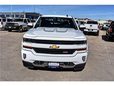 2018 Silverado 1500 Crew Cab 4x4, Pickup #JG199213 - photo 5