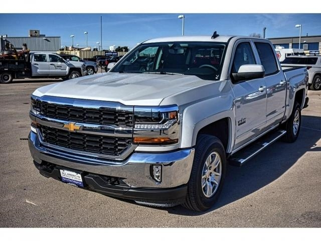 2018 Silverado 1500 Crew Cab 4x4, Pickup #JG257345 - photo 5