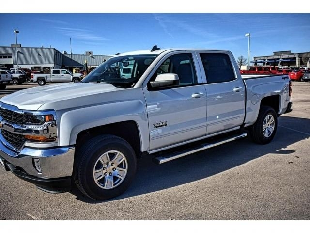 2018 Silverado 1500 Crew Cab 4x4, Pickup #JG257345 - photo 6