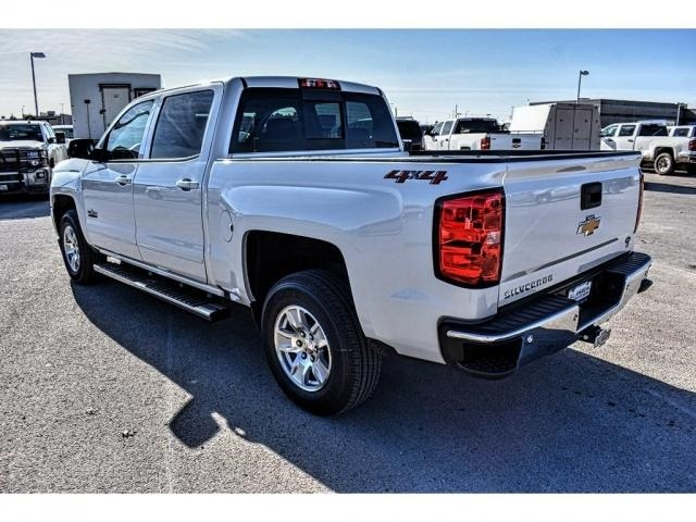 2018 Silverado 1500 Crew Cab 4x4, Pickup #JG257345 - photo 8