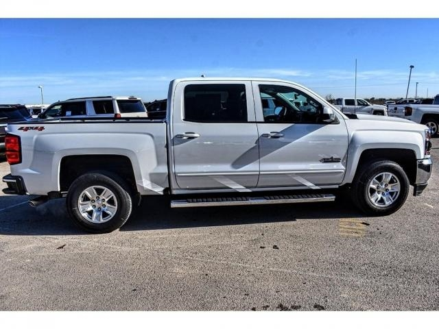 2018 Silverado 1500 Crew Cab 4x4, Pickup #JG257345 - photo 12
