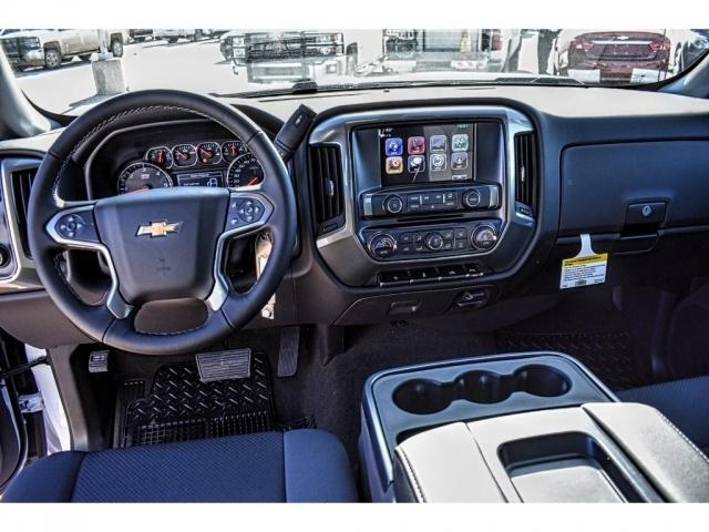2018 Silverado 1500 Crew Cab 4x4, Pickup #JG257345 - photo 17