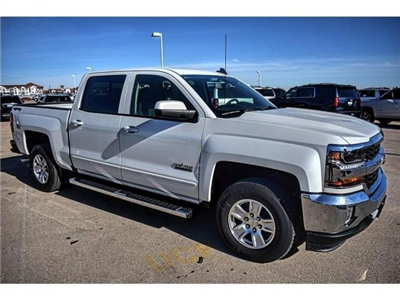 2018 Silverado 1500 Crew Cab 4x4, Pickup #JG257345 - photo 26