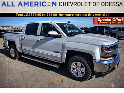 2018 Silverado 1500 Crew Cab 4x4, Pickup #JG257345 - photo 1