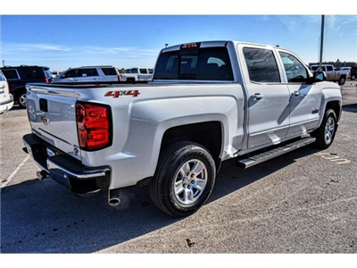2018 Silverado 1500 Crew Cab 4x4, Pickup #JG257345 - photo 2