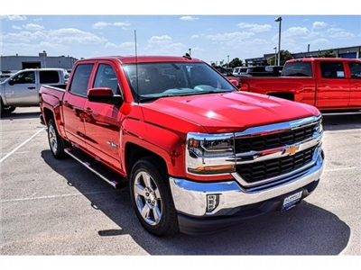 2018 Silverado 1500 Crew Cab 4x2,  Pickup #JG263401 - photo 3