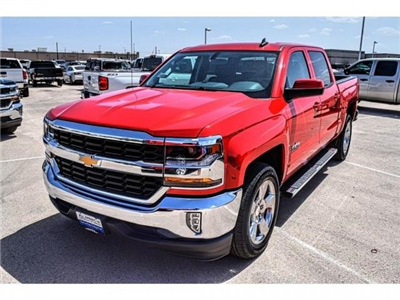 2018 Silverado 1500 Crew Cab 4x2,  Pickup #JG263401 - photo 5