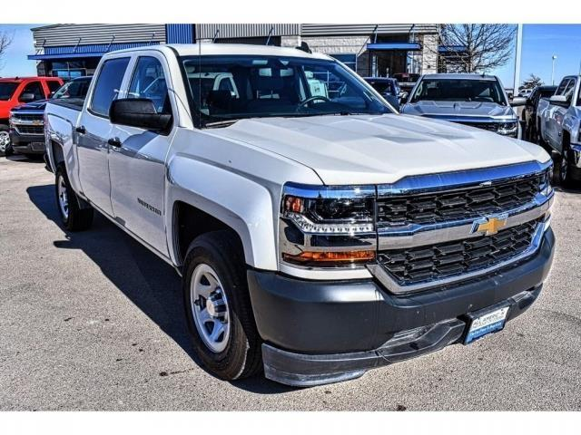 2018 Silverado 1500 Crew Cab 4x2,  Pickup #JG270865 - photo 3