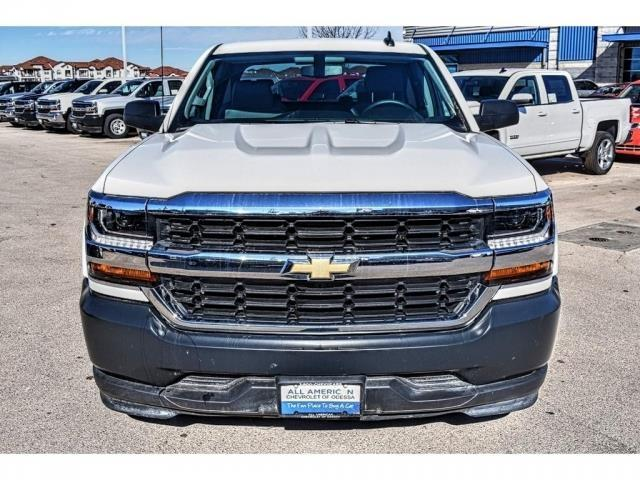 2018 Silverado 1500 Crew Cab 4x2,  Pickup #JG270865 - photo 4