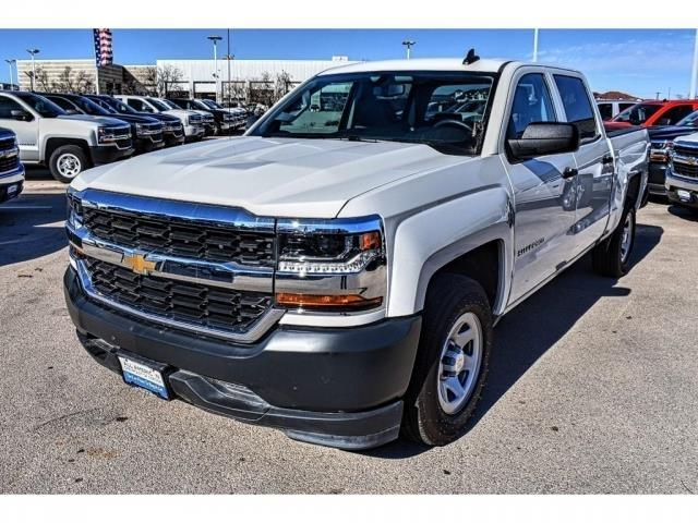 2018 Silverado 1500 Crew Cab 4x2,  Pickup #JG270865 - photo 5