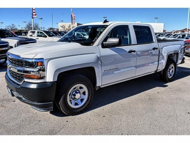 2018 Silverado 1500 Crew Cab 4x2,  Pickup #JG270865 - photo 6