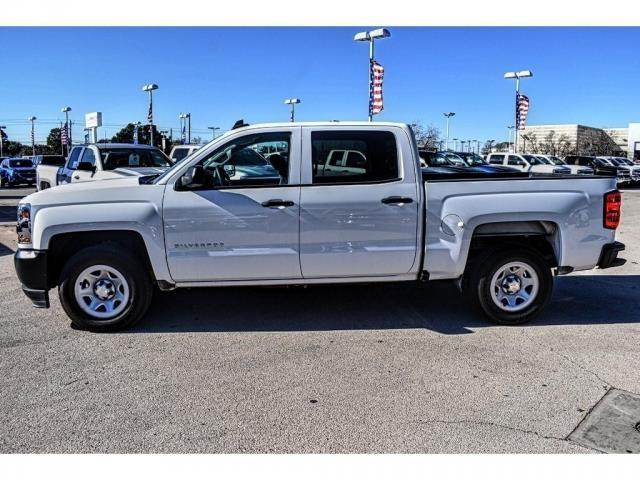 2018 Silverado 1500 Crew Cab 4x2,  Pickup #JG270865 - photo 7