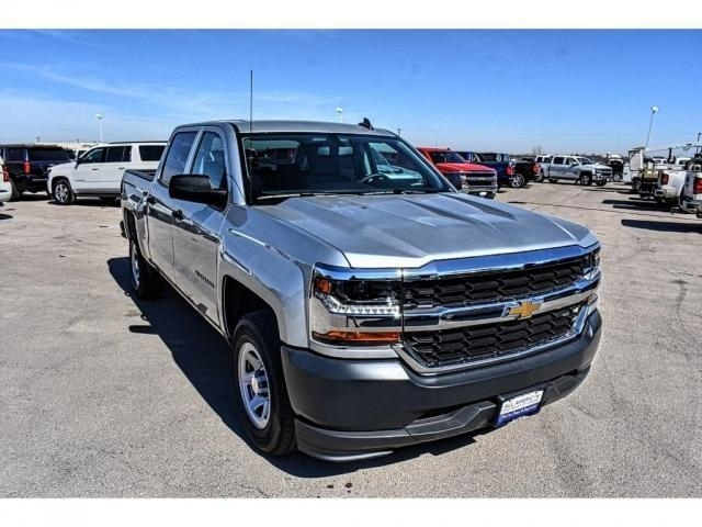 2018 Silverado 1500 Crew Cab,  Pickup #JG274366 - photo 3
