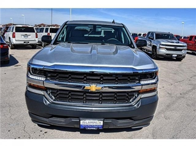 2018 Silverado 1500 Crew Cab,  Pickup #JG274366 - photo 4