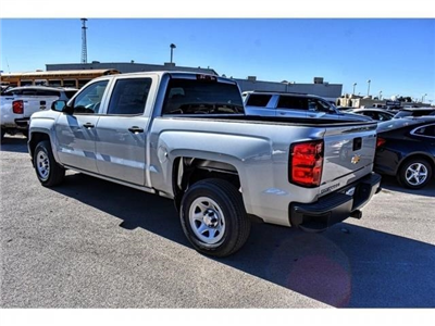 2018 Silverado 1500 Crew Cab,  Pickup #JG274366 - photo 8