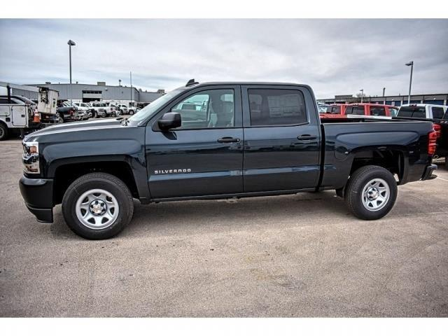 2018 Silverado 1500 Crew Cab 4x2,  Pickup #JG293654 - photo 7