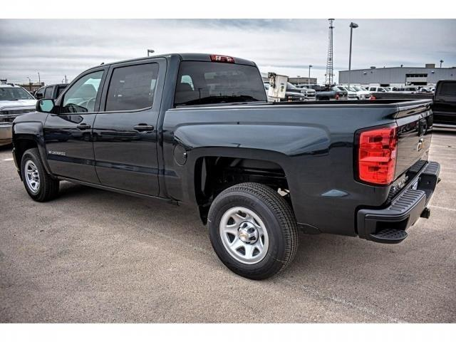 2018 Silverado 1500 Crew Cab 4x2,  Pickup #JG293654 - photo 8
