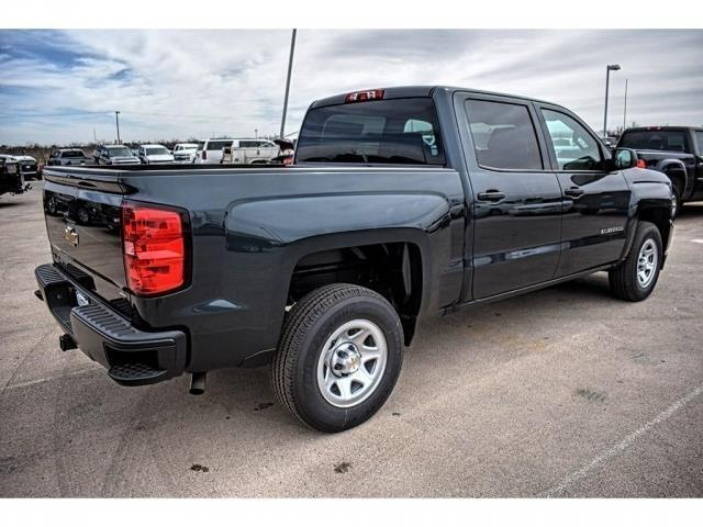 2018 Silverado 1500 Crew Cab 4x2,  Pickup #JG293654 - photo 2