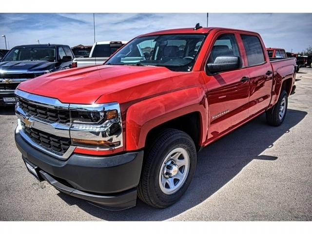 2018 Silverado 1500 Crew Cab 4x2,  Pickup #JG294005 - photo 6