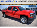 2018 Silverado 1500 Crew Cab 4x2,  Pickup #JG294005 - photo 1