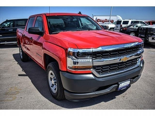 2018 Silverado 1500 Crew Cab 4x2,  Pickup #JG294950 - photo 3