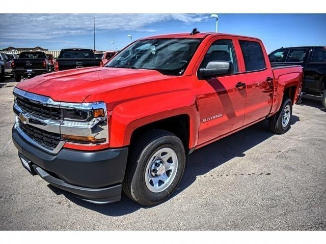 2018 Silverado 1500 Crew Cab 4x2,  Pickup #JG294950 - photo 6