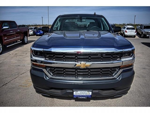 2018 Silverado 1500 Crew Cab 4x2,  Pickup #JG301838 - photo 4