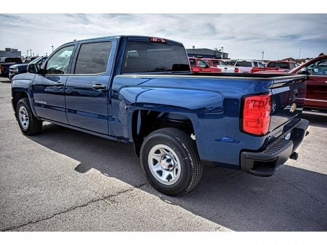 2018 Silverado 1500 Crew Cab 4x2,  Pickup #JG301838 - photo 8
