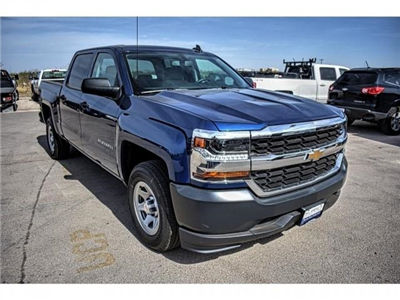 2018 Silverado 1500 Crew Cab 4x2,  Pickup #JG301838 - photo 3