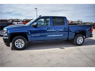2018 Silverado 1500 Crew Cab 4x2,  Pickup #JG301838 - photo 7