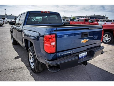 2018 Silverado 1500 Crew Cab 4x2,  Pickup #JG301838 - photo 9