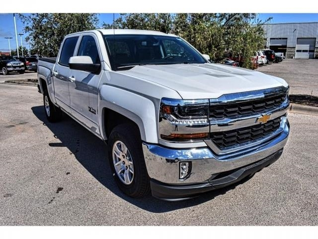2018 Silverado 1500 Crew Cab 4x2,  Pickup #JG310971 - photo 3