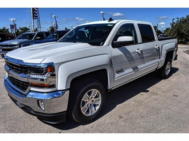 2018 Silverado 1500 Crew Cab 4x2,  Pickup #JG310971 - photo 6
