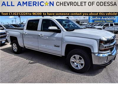 2018 Silverado 1500 Crew Cab 4x2,  Pickup #JG312224 - photo 1
