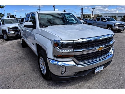 2018 Silverado 1500 Crew Cab 4x2,  Pickup #JG312224 - photo 3