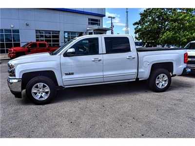 2018 Silverado 1500 Crew Cab 4x2,  Pickup #JG312224 - photo 7