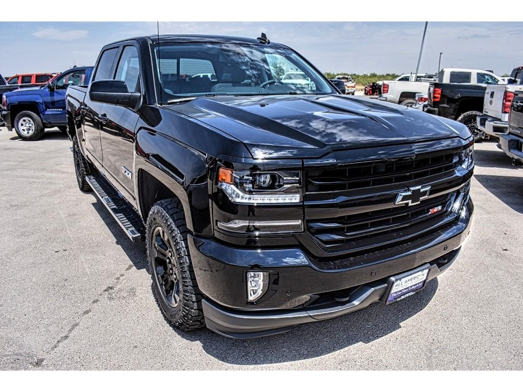 2018 Silverado 1500 Crew Cab 4x4, Pickup #JG334071 - photo 4