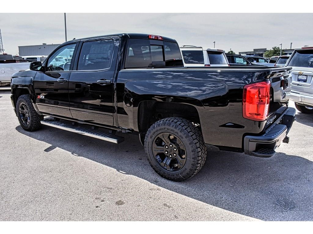2018 Silverado 1500 Crew Cab 4x4, Pickup #JG334071 - photo 9