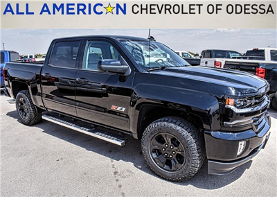 2018 Silverado 1500 Crew Cab 4x4, Pickup #JG334071 - photo 1